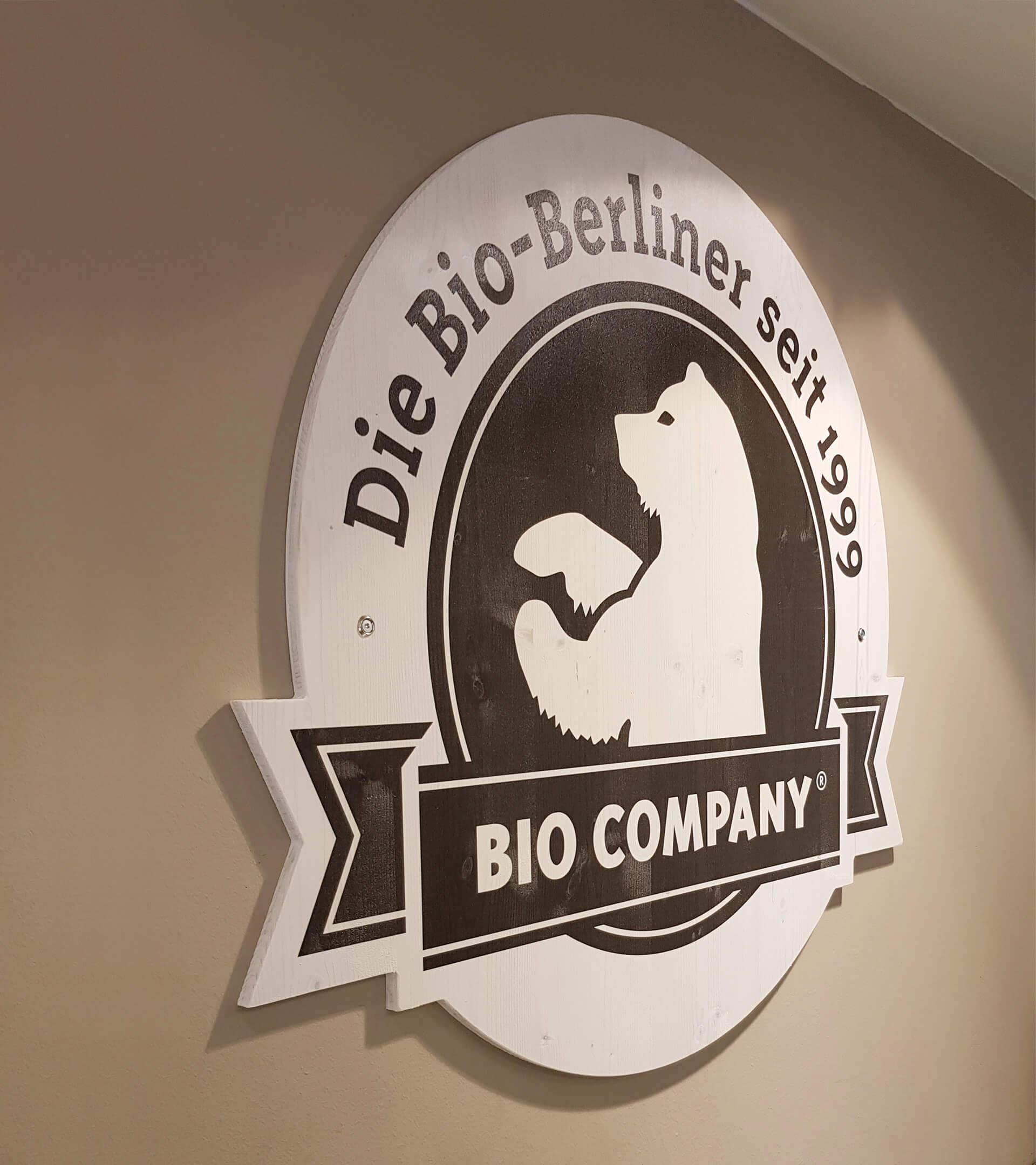 Signage BIO COMPANY GmbH