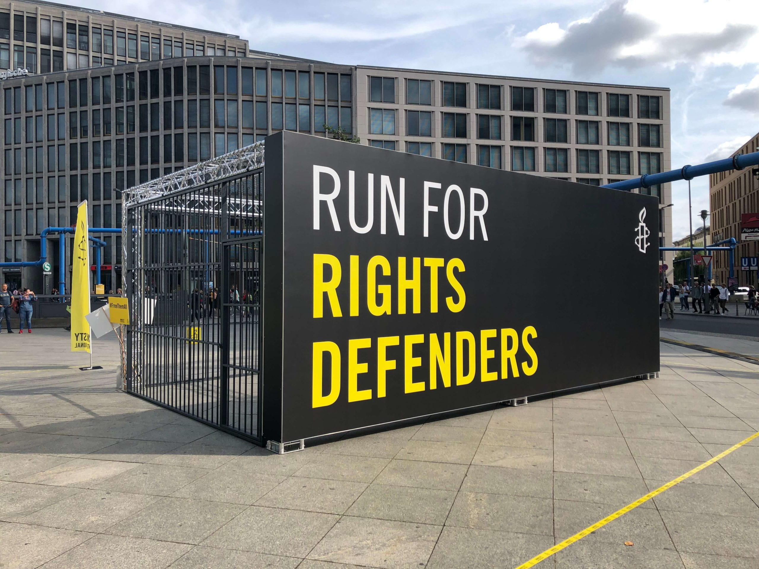 Amnesty International – Berlin Marathon 2018